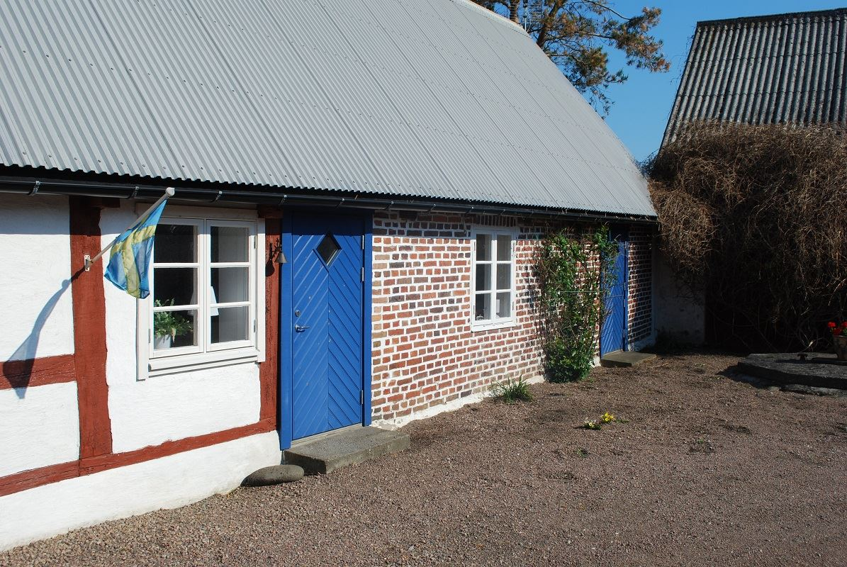 © Skånegård på Kullahalvön , Skånegård på Kullahalvön