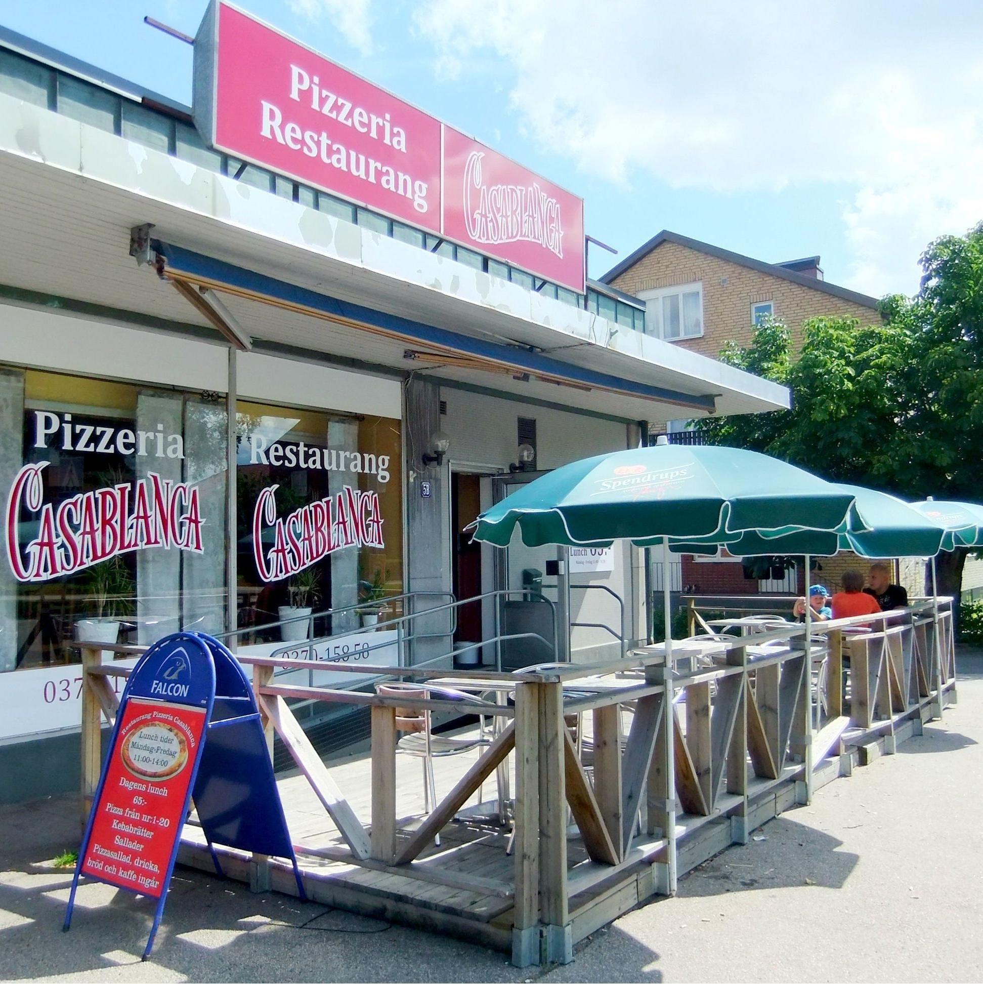 Pizzeria & Restaurang Casablanca