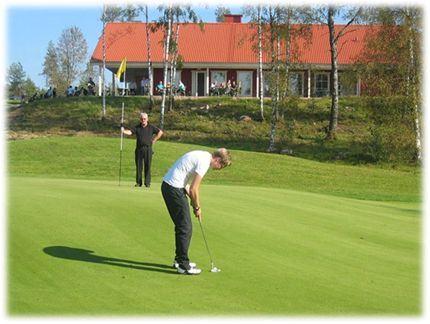 Golfplatz Reftele