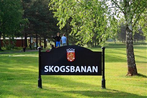 Hooks GK - Skogsbanan