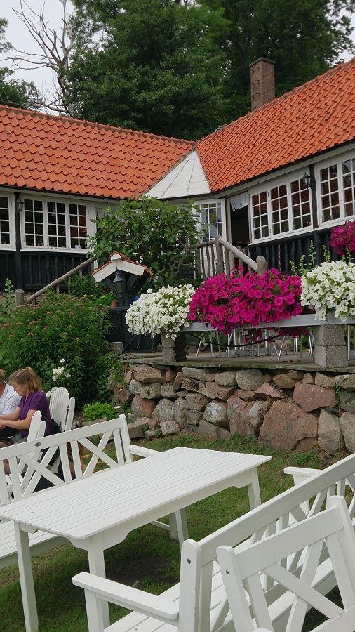 © Ellens Café, Ellens Café i Ransvik