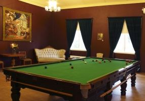 © English House, Snooker