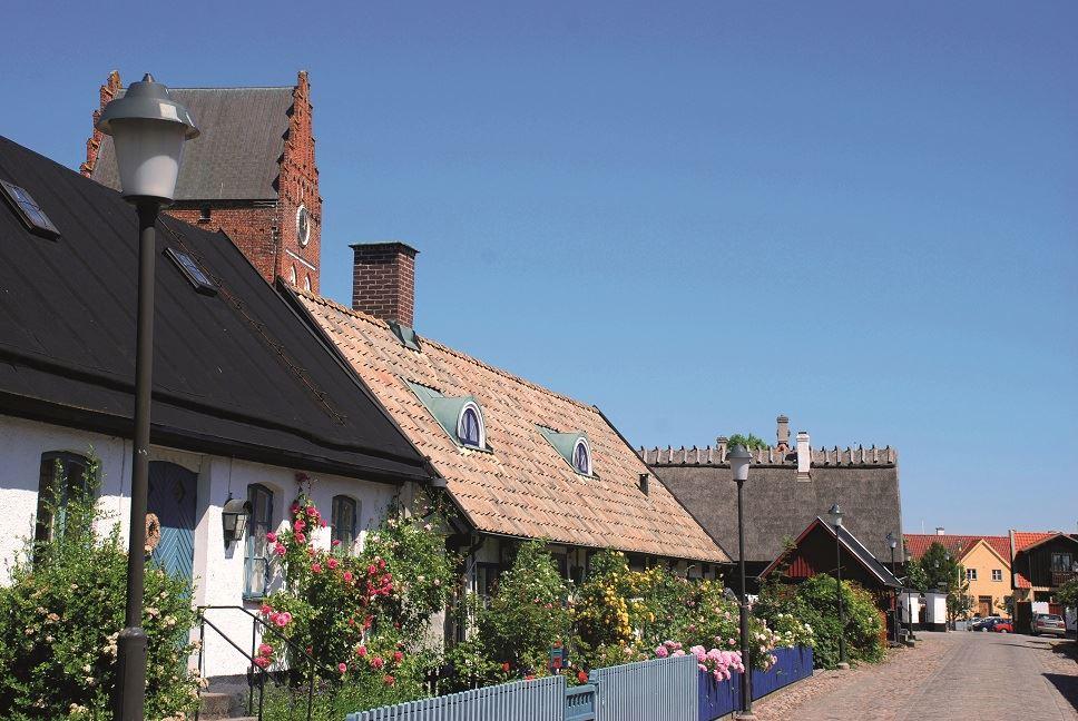 Middelalderbyen Åhus