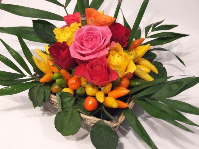 """Atelier """"C'est le bouquet !"""""""