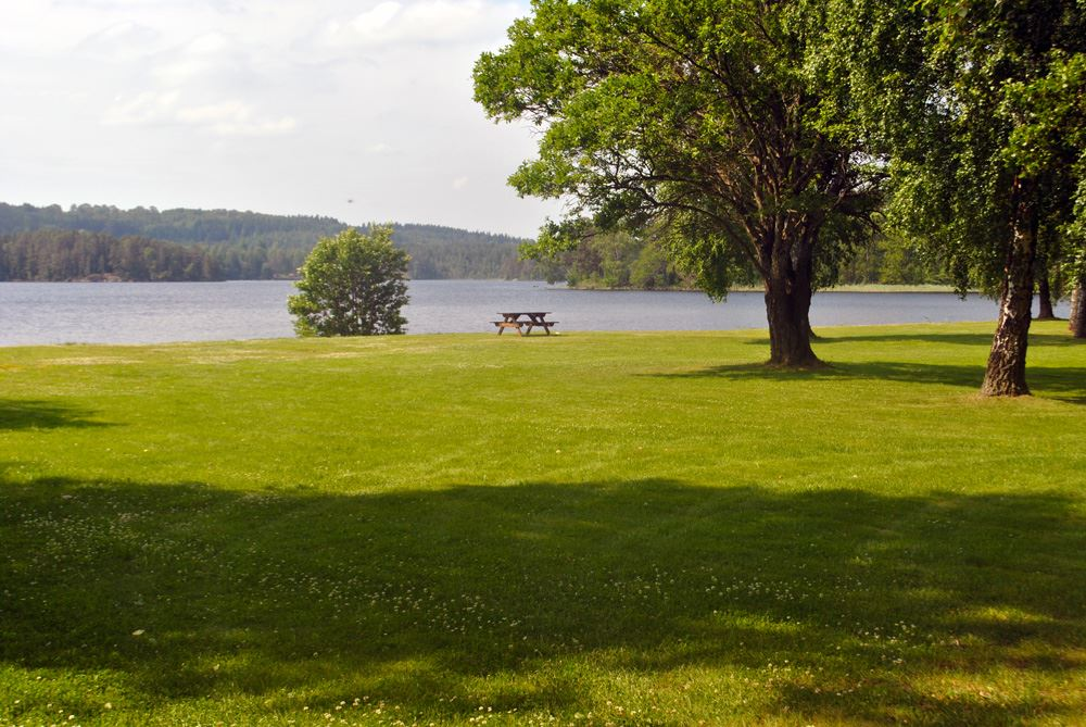 Natur-Camping am Virserumssjön