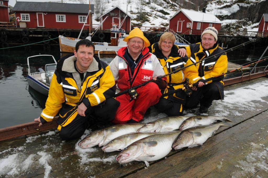 © Morten Steensaker, Sportfishing from Nusfjord