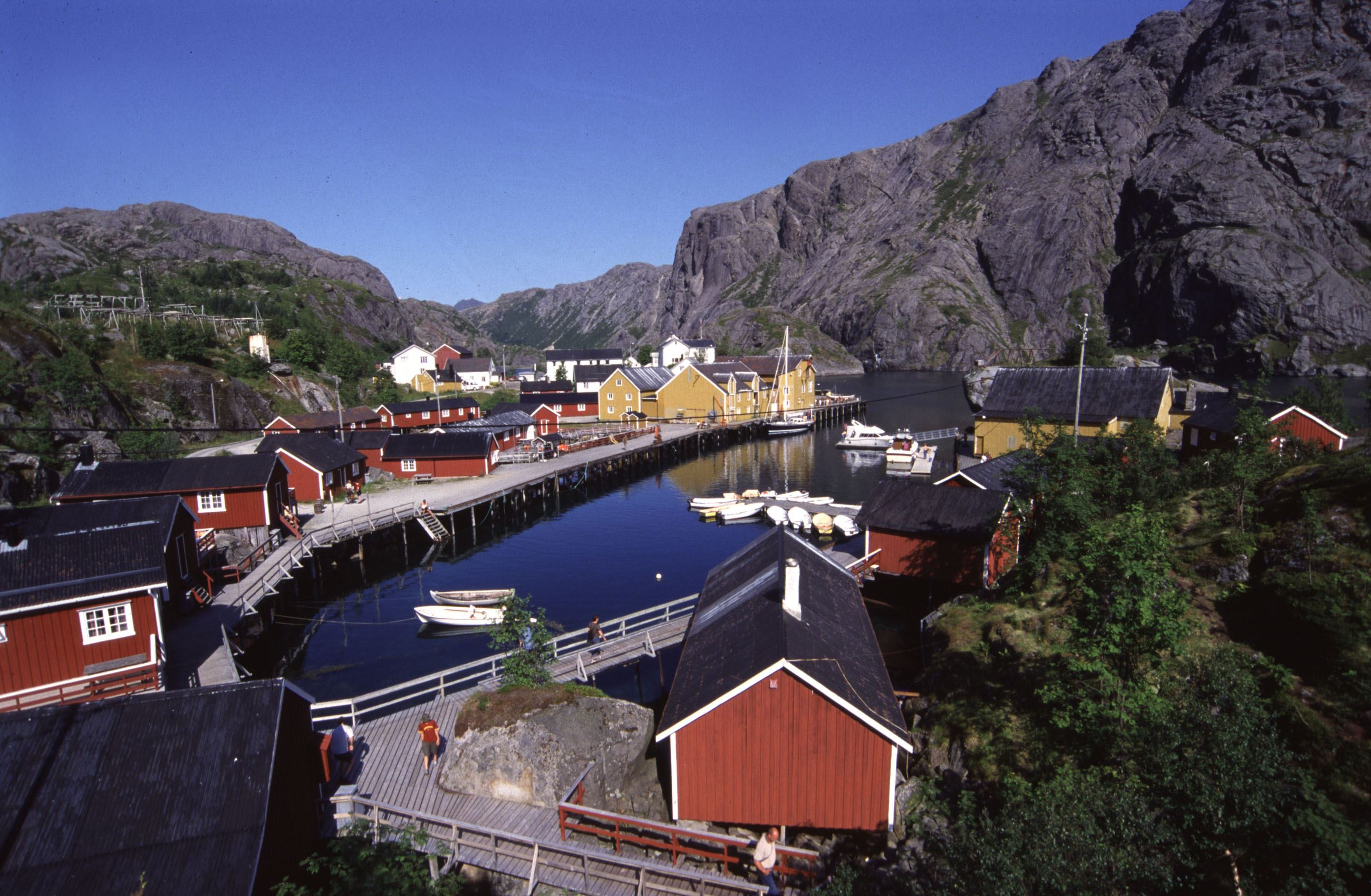© Magne Myrvold, Sportfishing from Nusfjord