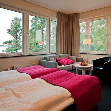 Ringsjöstrand - Hotell