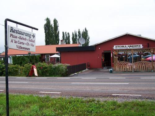 Stora Skedvi restaurant and pizza