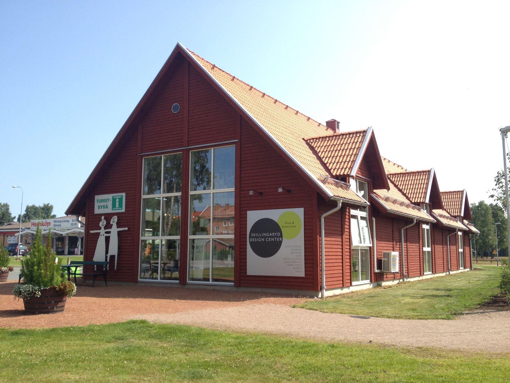 Skillingaryd Design Center, Turistbyrå/ Skillingaryd Design Center