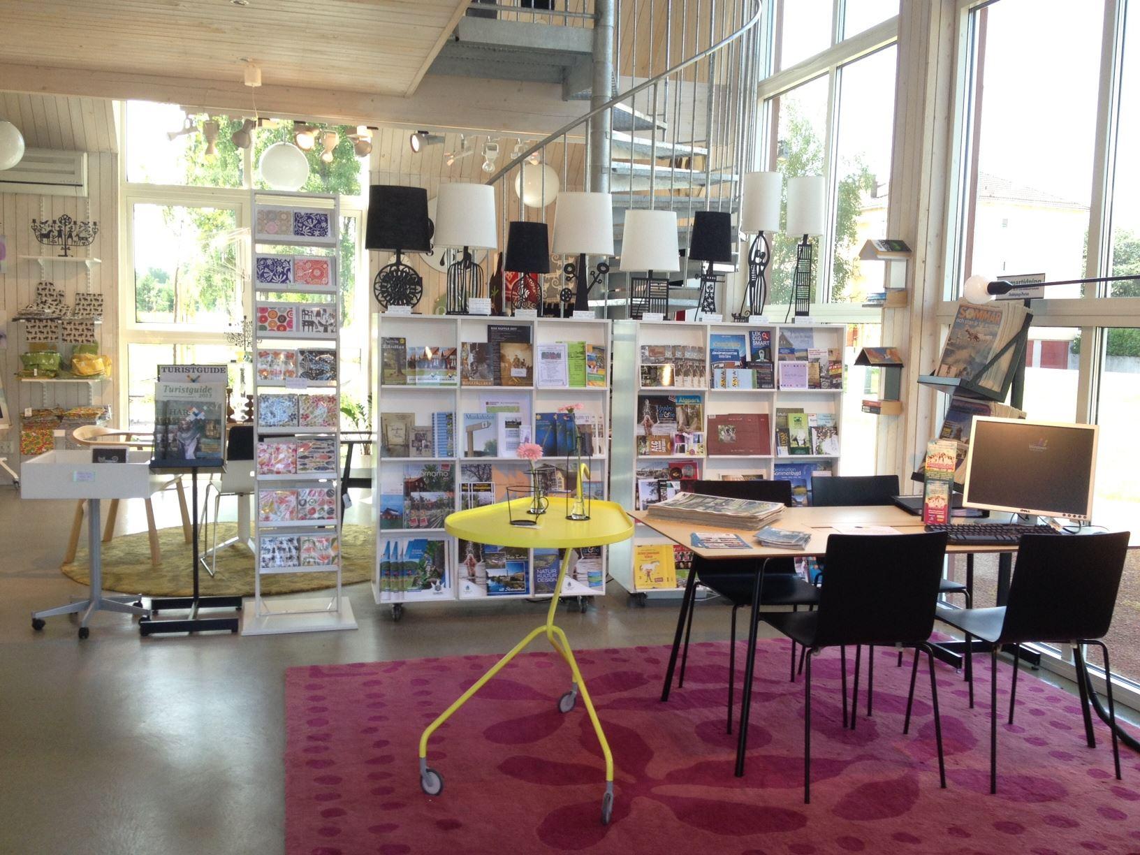 Skillingaryd Design Center, Turistbyrå