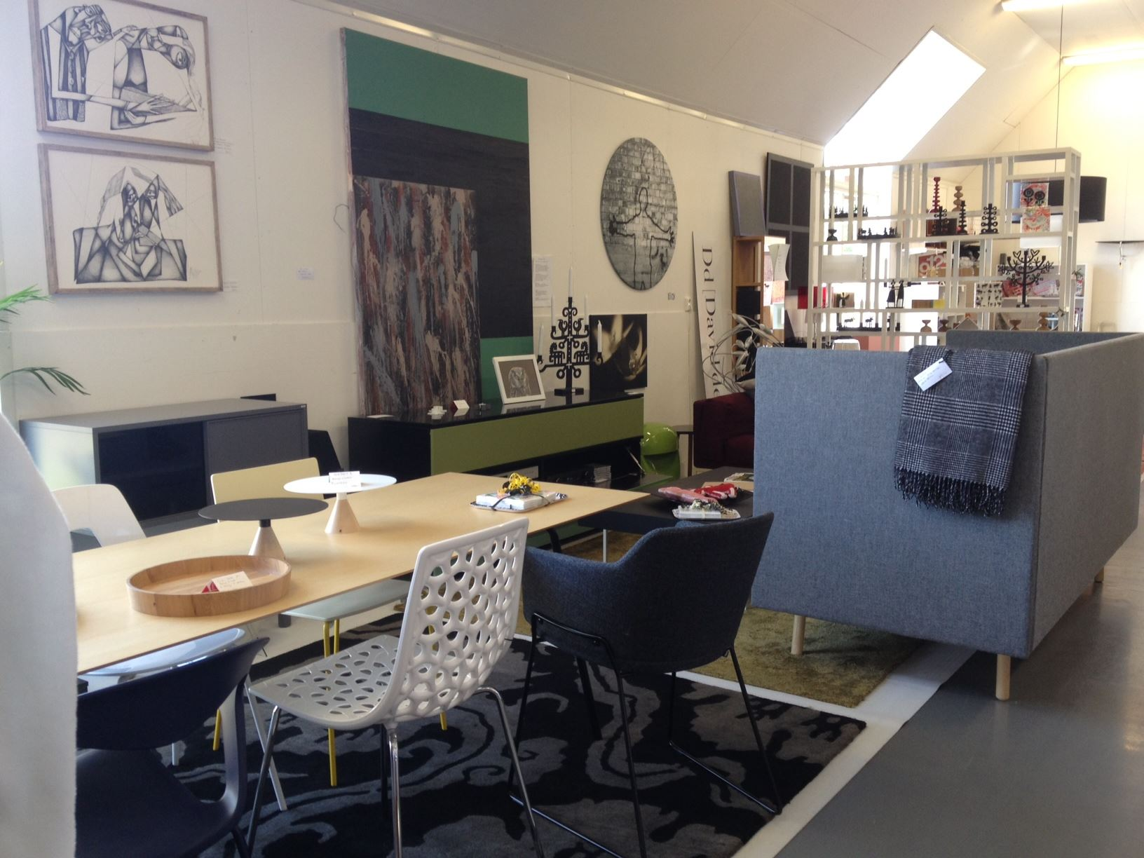 Skillingaryd Design Center, Skillingaryd Design Center - Showroom