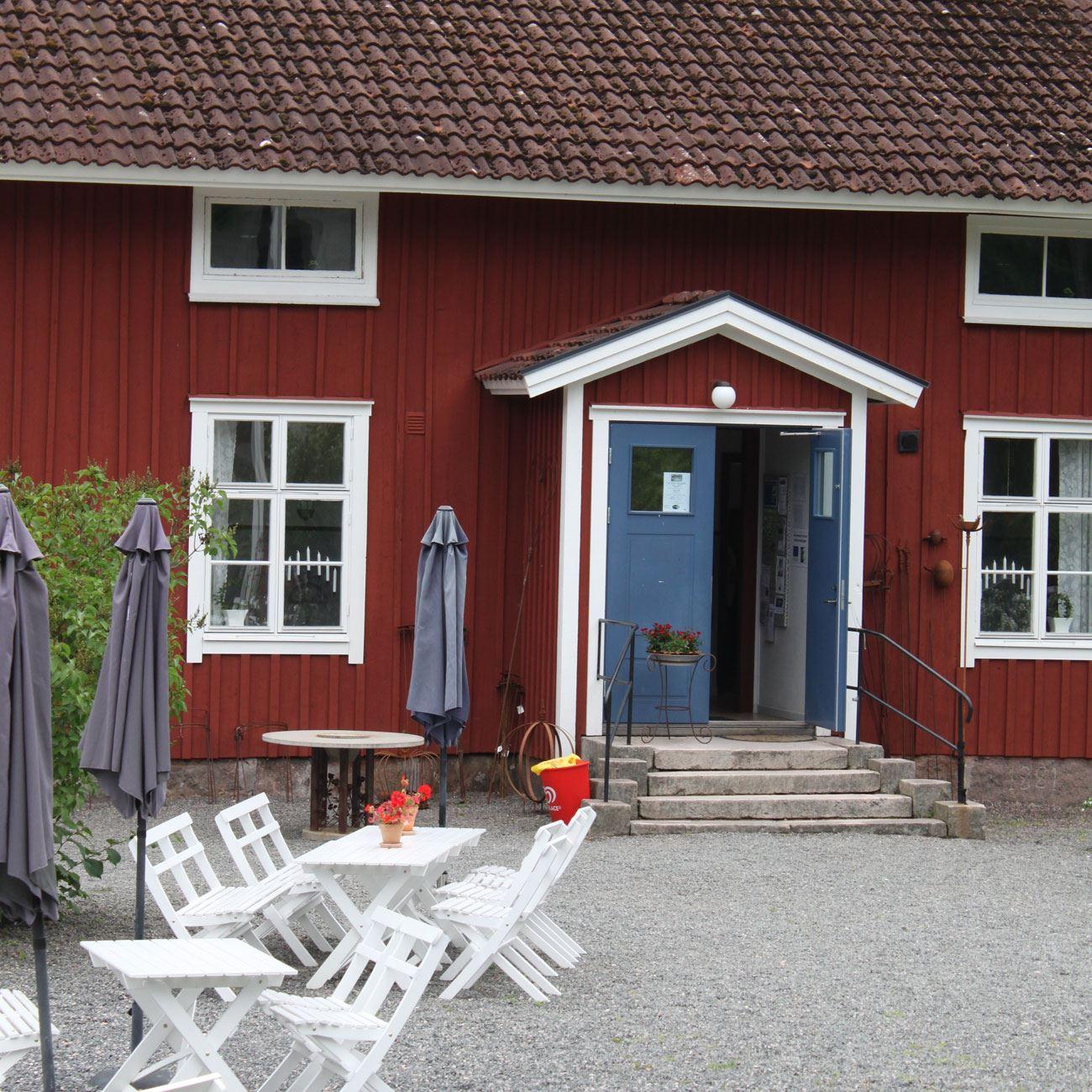 Foto: Värnamo Näringsliv AB,  © Värnamo Näringsliv AB , Dannäs Våffelcafé och Norra Bolmen B&B