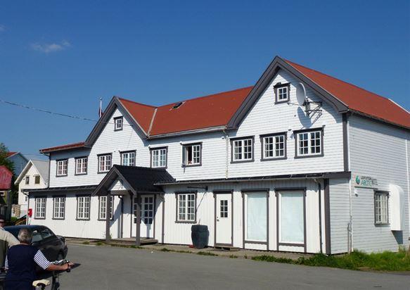 Lofoten Arctic Hotel (Knusarn)