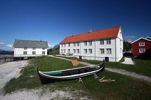 Kjerringøy Cafè