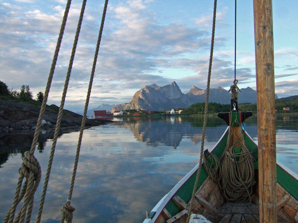 Båtbygger Ulf Mikalsen