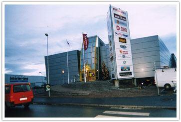 Trekanten Kjøpesenter
