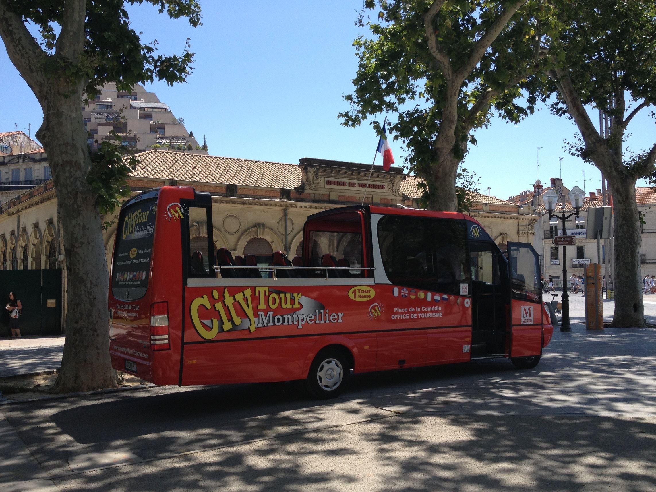 Montpellier City Tour