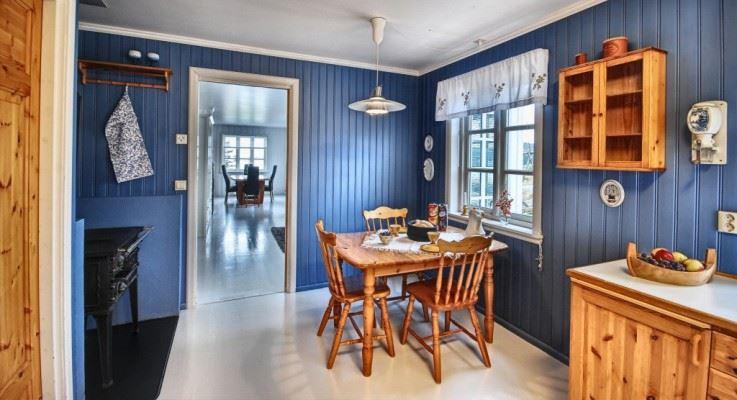 © Villa Ballstad, Kjøkkenet