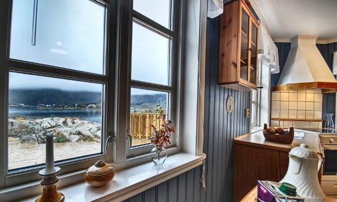 © Villa Ballstad, Fin utsikt