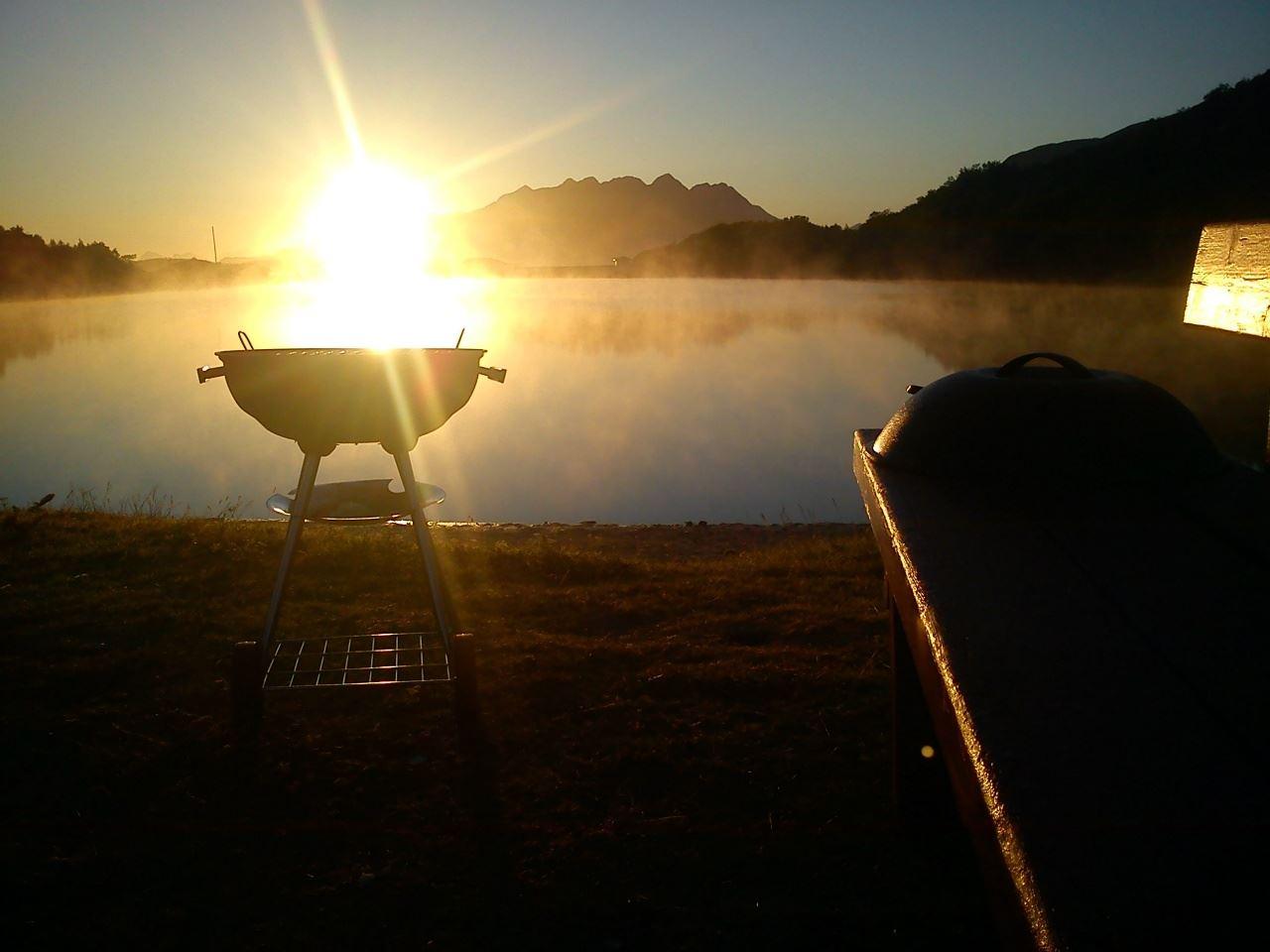 Geitvågen bad og camping