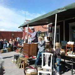 Auktionshallen antikbod