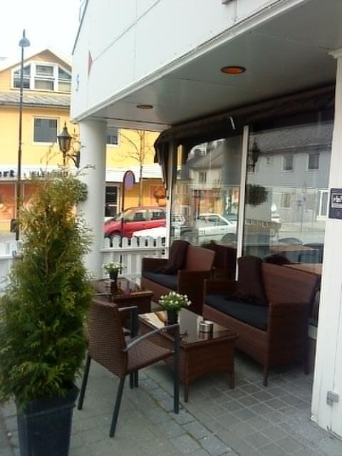 Bodø hotell resturant