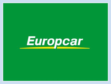 Europcar car rental Umeå Airport