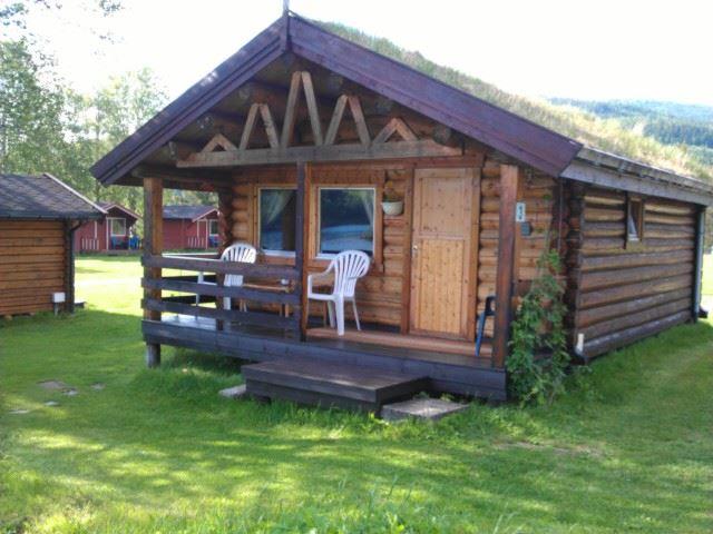 Helgeland Reiseliv,  © Helgeland Reiseliv, Hytte på Haugen Camping