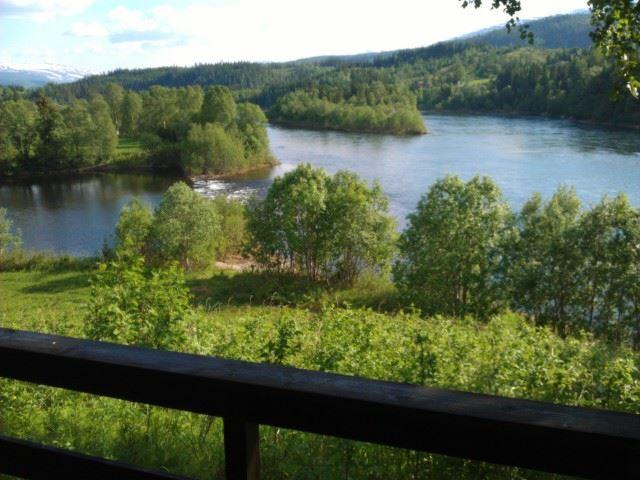 Helgeland Reiseliv,  © Helgeland Reiseliv, Utsikt fra hytte