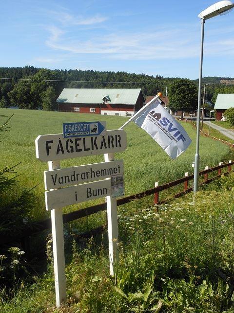 Vandrarhemmet i Bunn - Gränna, SVIF