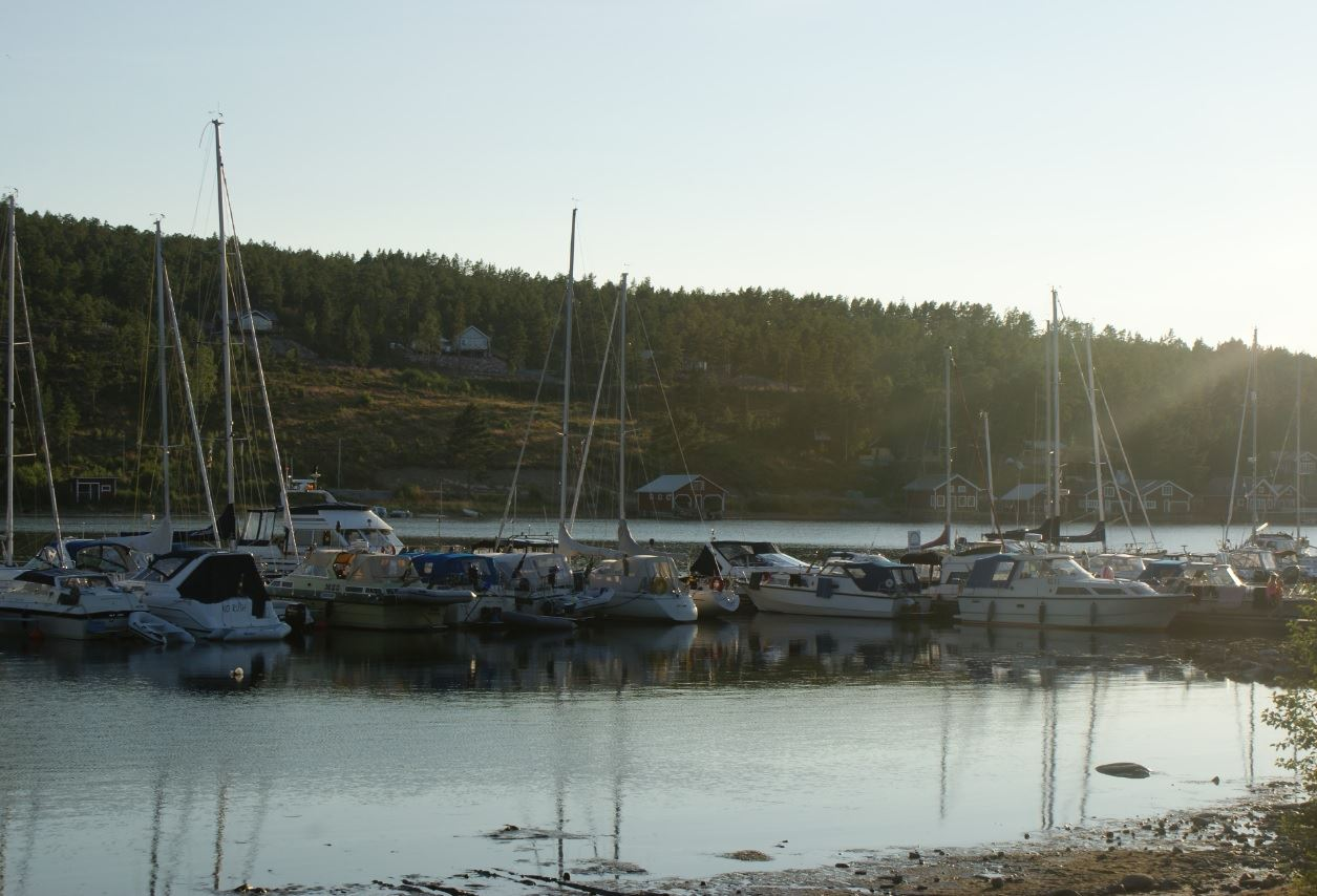 Foto: Jessica ögren,  © Kramfors kommun, Norrfällsvikens gästhamn