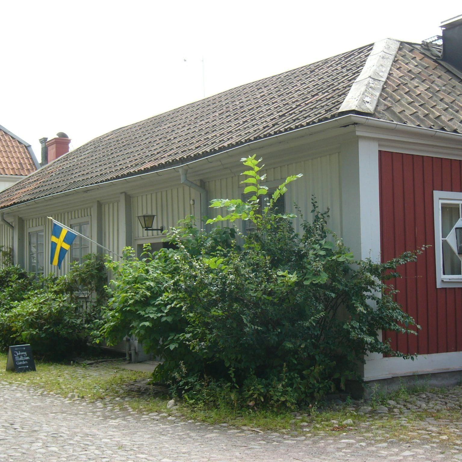 Johnny Mattssongården
