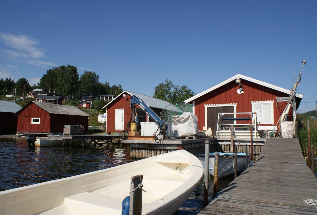 foto: Rebecka Ekvall,  © Kramfors kommun, Berghamn