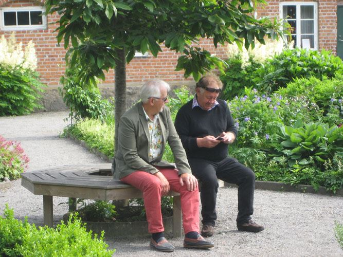 Visit our garden at Svaneholm