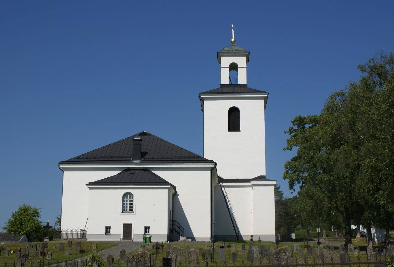 foto: Jessica Ögren,  © Kramfors kommun, Kyrkan i Nordingrå