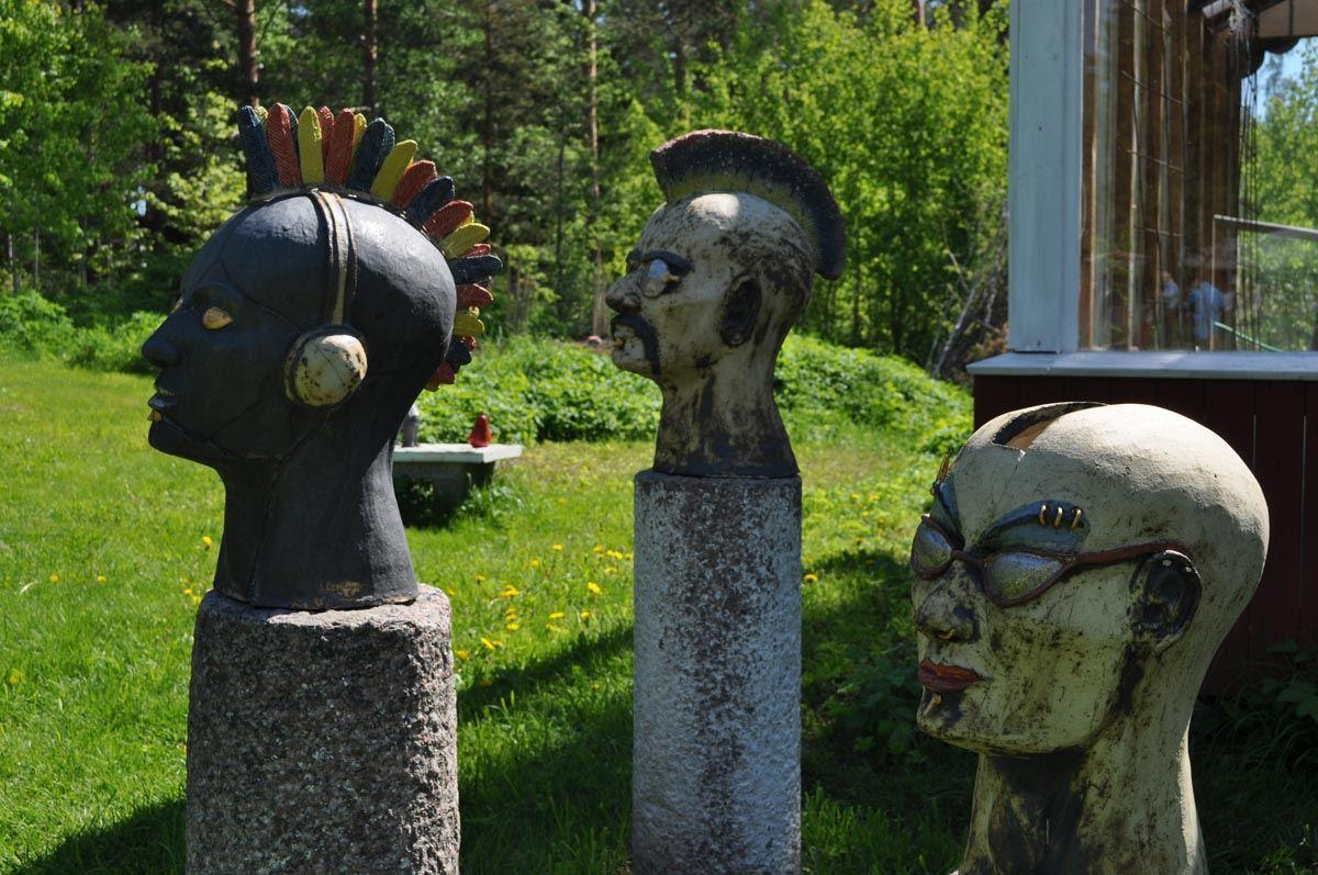 Skallagrim - Gert Schuld Gartengalerie