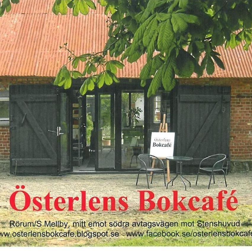 Österlens Bogcafé