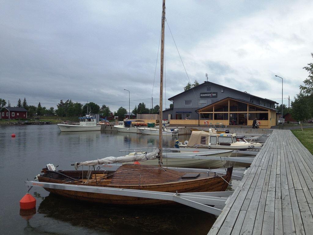 Umeå turistbyrå,  © Umeå turistbyrå, Kvarkenfisk