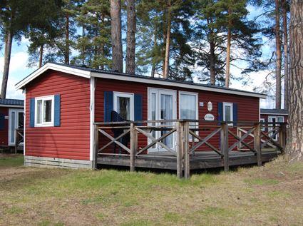 Villa trailer (6-8 beds)
