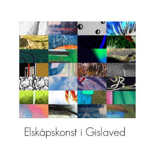 © Gislaveds kommun, Broschyr Elskåpskonst i Gislaved