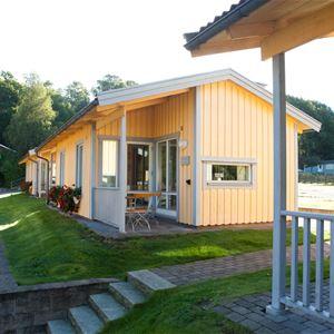 Stuga Karusellbyn (4 bäddar, 18 m², WC/dusch)