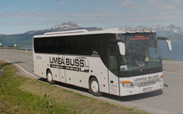 Umeå buss