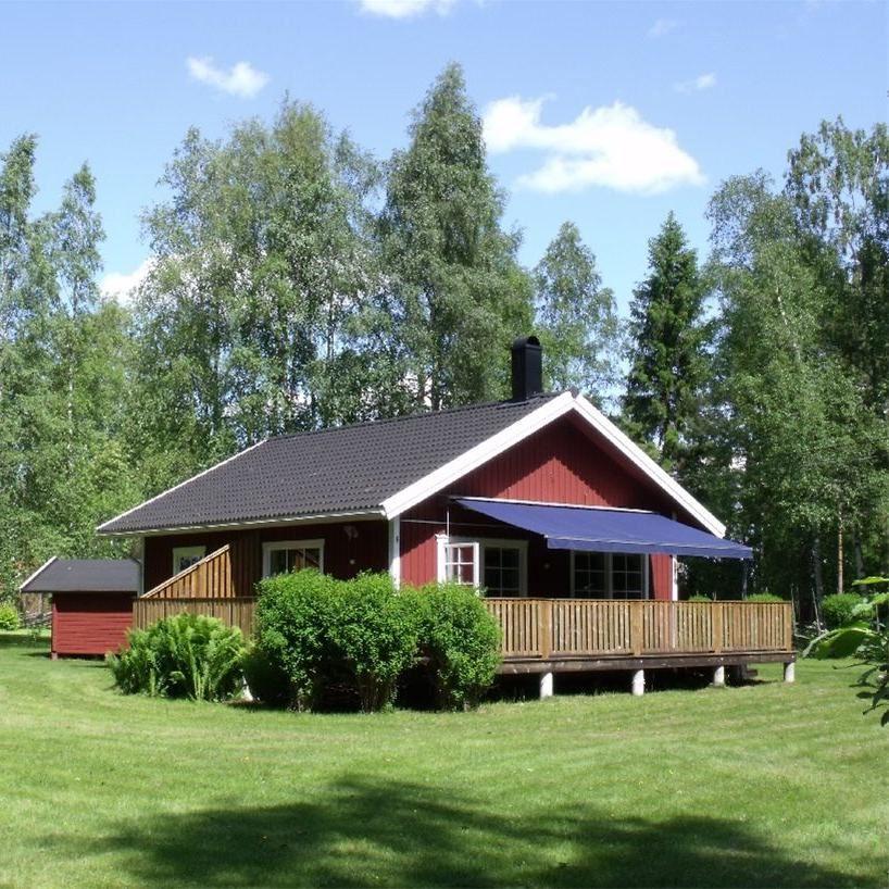 Privat stuga i Ginborn vid Storsjön - Gästrike Hammarby