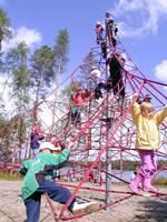 © Umeå Kommun, The adventure playground