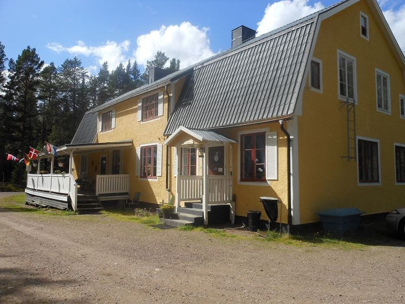 Horrmundsgården SVIF Hostel in Sälen
