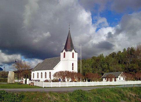 Kjerringøy church