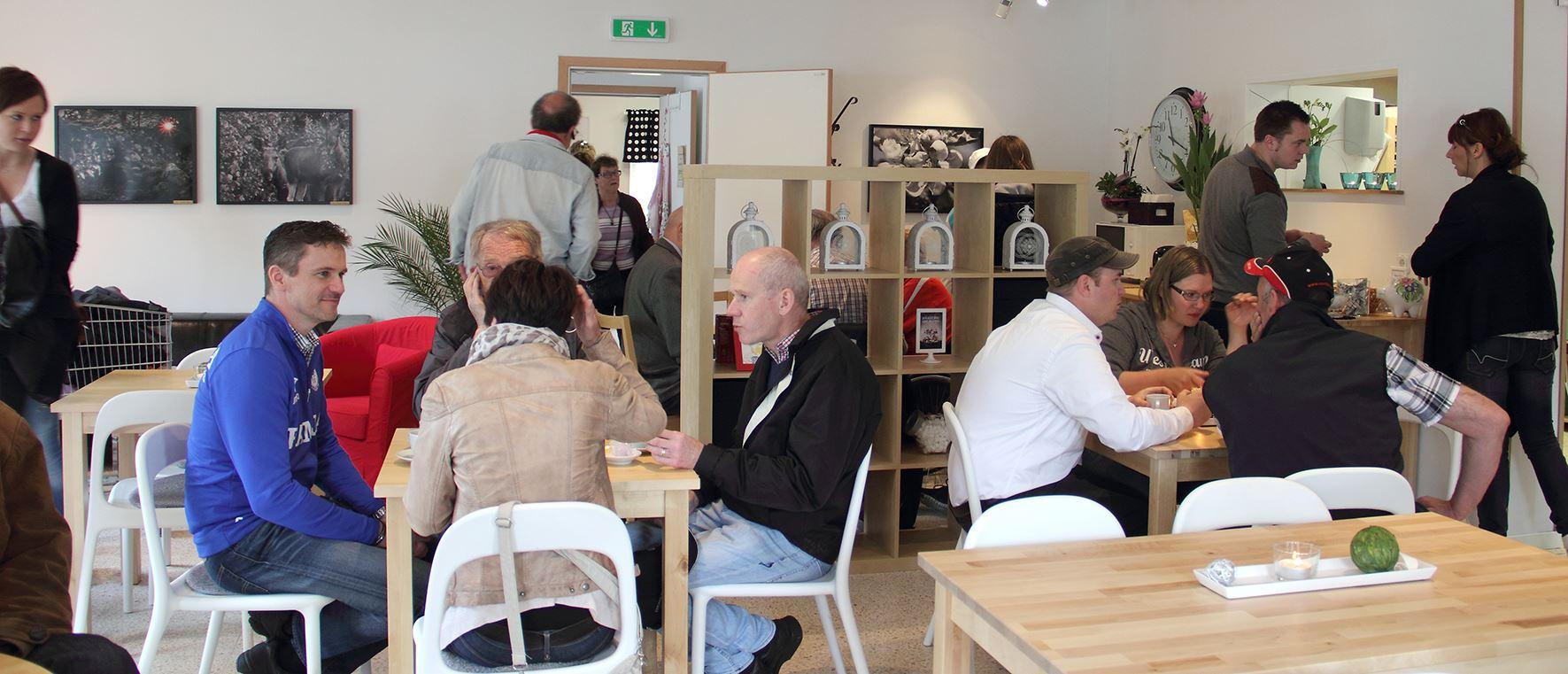 Foto: Tomas Wilke, Agundabodens café