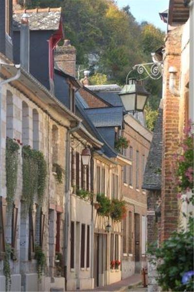 Croisière journée Rouen - La Bouille à bord de la Lutèce
