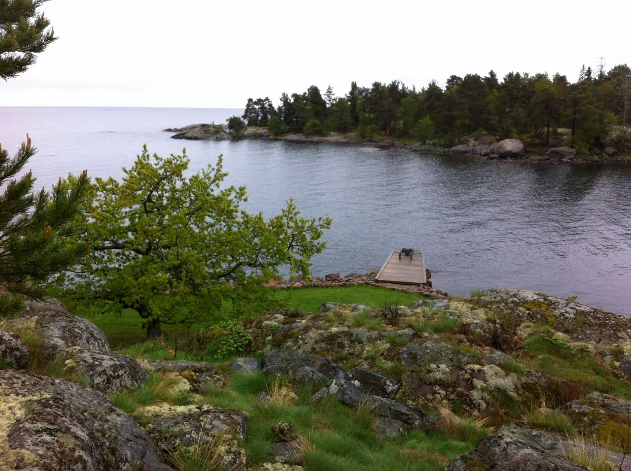 Idyllic summer spot north of Oskarshamn